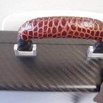 テクノモンスター|Teckno Monster|カーボンファイバー(炭素繊維)素材|軽量アタッシュケースイメージ04