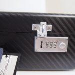 テクノモンスター|Teckno Monster|カーボンファイバー(炭素繊維)素材|軽量アタッシュケースイメージ08