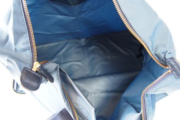 <フェリージ|Felisi>パッカブルトートバッグ(ブルー)サブイメージ015
