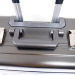 ゼロハリバートン ZERO HALLIBURTON スーツケース キャリーケース トローリー 機内持ち込み アルミニウム Geo 3.0 イメージ04