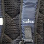 マキャベリック|MAKAVELIC|バックパック|リュックサック|SIERRA SUPERIORITY DOUBLE BELT BACKPACK|3105-10109|ネイビー×ホワイトイメージ06
