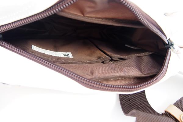 マキャベリック|MAKAVELIC|ボディバッグ|ウエストバッグ 3105-10301|TRUCKS WAIST BAG |ホワイト×ダークネイビーイメージ05