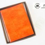 フィ―コ|fico|LUDICO|ブックカバー|オレンジイメージ01