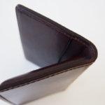 プレリー|PRARE GINZA|カードケース|ホーウィン社|シェルコードバン|コードヴァン×牛革イメージ010