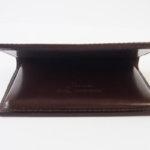 プレリー|PRARE GINZA|カードケース|ホーウィン社|シェルコードバン|コードヴァン×牛革イメージ03