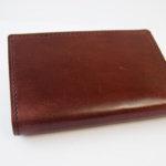 プレリー|PRARE GINZA|カードケース|ホーウィン社|シェルコードバン|コードヴァン×牛革イメージ04