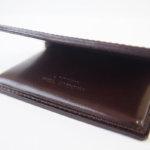 プレリー|PRARE GINZA|カードケース|ホーウィン社|シェルコードバン|コードヴァン×牛革イメージ06