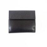 ソメスサドル|SOMES SADDLE|グレインレザー2つ折り財布|ブラックイメージ02