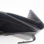 ソメスサドル|SOMES SADDLE|グレインレザー2つ折り財布|ブラックイメージ06