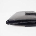 ソメスサドル|SOMES SADDLE|グレインレザー2つ折り財布|ブラックイメージ09