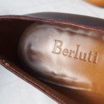 ベルルッティ|Berluti|2アイレット外羽根パーフォレーション レザーシューズ |6 1/2 サブイメージ09