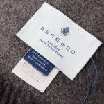 ベグ アンド コー|BEGG & CO|マフラー FLINT GREYHOY|FLINT GREY サブイメージ01