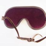 オーティス・バタビー|Otis Batterbee|英国製アイマスク|プリンス オブ ウェールズ柄ファブリック|ギフトボックス付きイメージ06