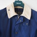 バブア― Barbour ビデイルジャケット OVERDYED SL BEDALE ネイビー 38サブイメージ02