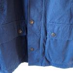 バブア― Barbour ビデイルジャケット OVERDYED SL BEDALE ネイビー 38サブイメージ04