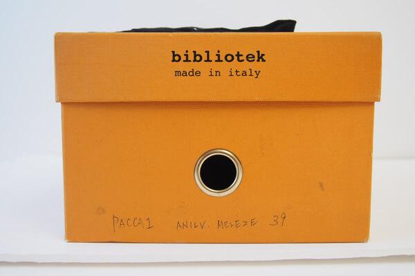 ビブリオテック|bibliotek|ウィングチップレザーシューズ|ブラウンイメージ012