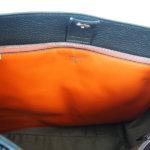 セラピアンミラノ|Serapian |カーフレザー クラッチ内臓 トートバッグ| Pebble/Gange SPEBGMLL6935-M34(ブラウン)イメージ016