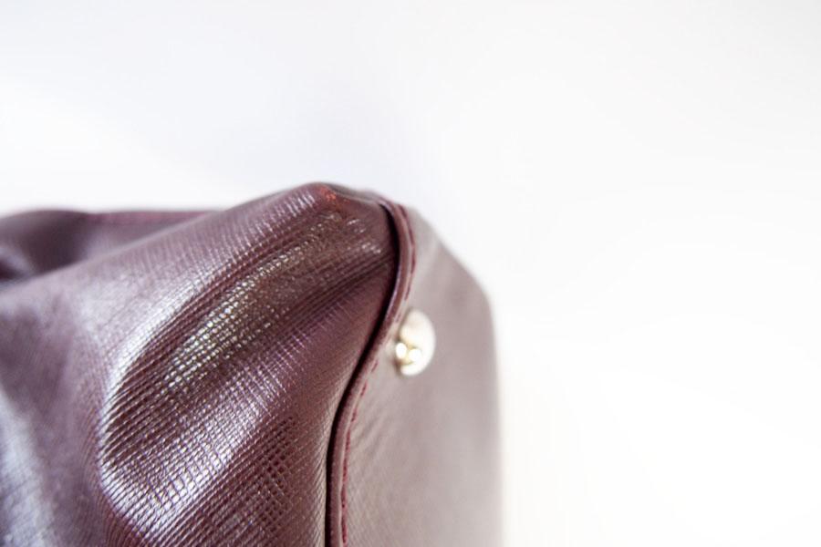 ザネラート|ZANELLATO|POSTINA M +|ポスティーナ エムプラス |サフィアーノレザー2WAYバッグ|LINEA SAFFIANO|ブラウンイメージ011