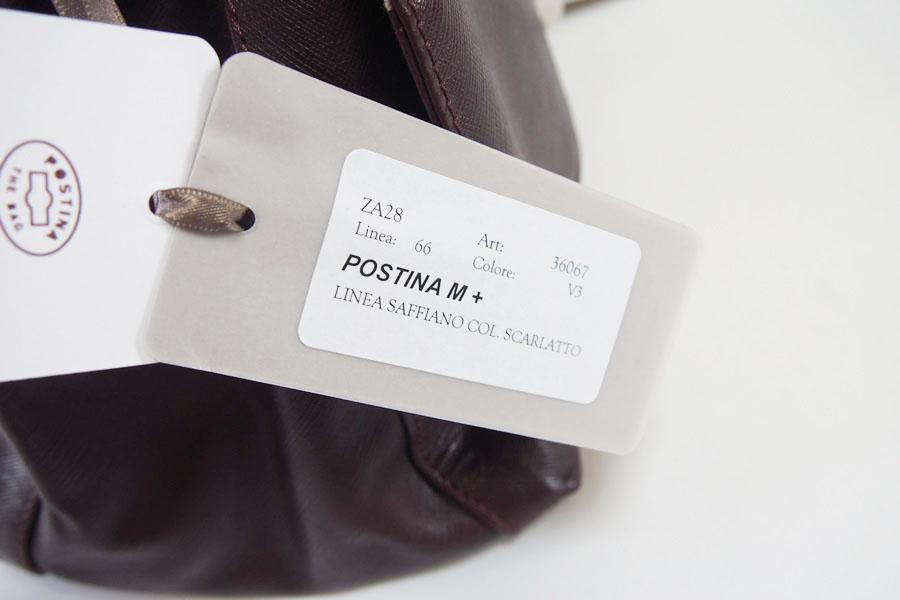 ザネラート|ZANELLATO|POSTINA M +|ポスティーナ エムプラス |サフィアーノレザー2WAYバッグ|LINEA SAFFIANO|ブラウンイメージ05