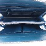 アラルディ|ARALDI 1930|レザー オーガナイザークラッチバッグ|AR B P355 TAMPONATO|ダークナイトイメージ09