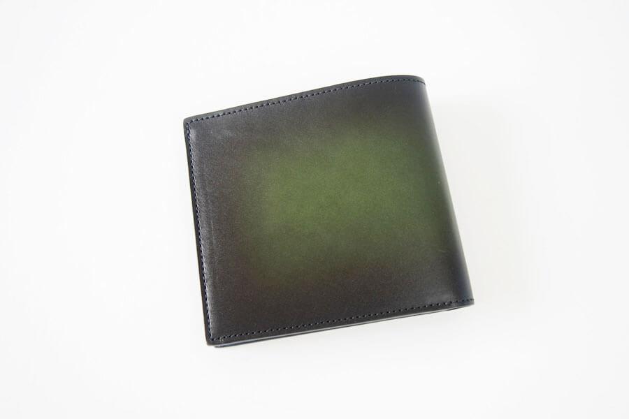 アラルディ|ARALDI 1930|二つ折り財布|ウォレット|EMERALD|エメラルド|AR B P293 TAMP Bilfold 4+4 イメージ04