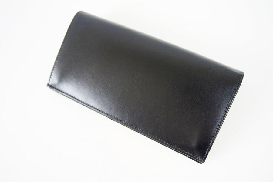 シンプソン ロンドン|SIMPSON LONDON|長財布|小銭入れ付き|ブライドルレザー|ブラック|W680 イメージ04