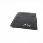 スマイソン|SMYTHSON|BURLINGTON|バーリントン|カードケース|ブラックイメージ03