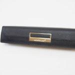 モンブラン|MONTBLANC| 1本差しペンケース|Sartorial Pen Pouch Lady|ブラック|イタリア製イメージ03