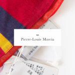 ピエール・ルイ・マシア Pierre Louis Mascia コットン×シルクストール 39649 イメージ04