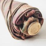 マルベリー|MULBERRY|タータンチェック柄折り畳み傘イメージ04