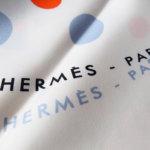 エルメス|HERMES|カレ90|i HOLA FLAMENCA!|オラ・フラメンカ|ホワイト|レッドイメージ03
