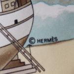 エルメス|HERMES|カレ90|GRONLAND|グリーンランド|ベージュ系イメージ03