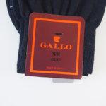 ガッロ|GALLO|クルー丈ビジネスソックス|ブラック|10 1/2 イメージ02
