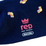 レッドソックス アピール|RED SOX APPEAL|クルマ柄ロングホーズソックス イメージ05