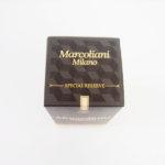 マリコリアーニ|marcoliani|クルー丈ドット柄ソックス|ブルー イメージ03
