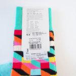 ハッピーソックス|happy socks|クルー丈カジュアルソックス|オプティックソックス|マルチカラー イメージ03