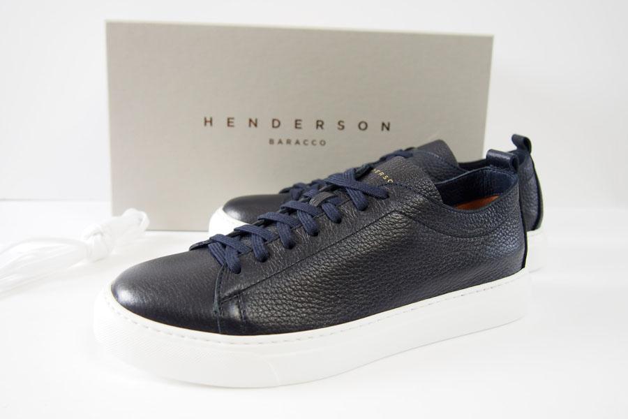 ヘンダーソン|HENDERSON|スニーカー BRYAN.0 |39|ネイビーイメージ01