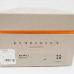 ヘンダーソン|HENDERSON|スニーカー BRYAN.0 |39|ネイビーイメージ09