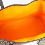 ピネルエピネル pinel et pinel PVC×レザーモノグラム柄トートバッグイメージ014