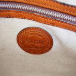 スロウ|SLOW|レザーサコッシュ(ライトブラウン)イメージ010