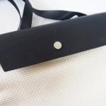 キャバ|CABAS|サコッシュ|CaBas N°60 Micro Shoulder medium|ホワイト×ブラックイメージ02