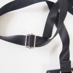 キャバ|CABAS|サコッシュ|CaBas N°60 Micro Shoulder medium|ホワイト×ブラックイメージ05
