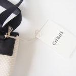 キャバ|CABAS|サコッシュ|CaBas N°60 Micro Shoulder medium|ホワイト×ブラックイメージ06
