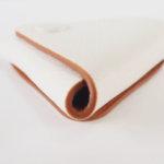 イルミーチョ|ilmicio|やぎ革コインケース|ヒデタカフカヤ|CHEVRE|レザー|ホワイトイメージ05