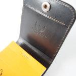 ワイルドスワンズ|WILDSWANS|特別生産品・シェルコードバンシリーズ|メモカバー・コードバン×型押サドルVISTA-S|ネイビーイメージ08