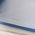 スマイソン|SMYTHSON|SOHOノートブック|ミドルサイズノート|ナイルブルーイメージ012