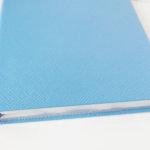 スマイソン|SMYTHSON|SOHOノートブック|ミドルサイズノート|ナイルブルーイメージ05
