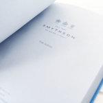 スマイソン|SMYTHSON|SOHOノートブック|ミドルサイズノート|ナイルブルーイメージ09