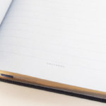 スマイソン|SMYTHSON|SOHOノートブック|ミドルサイズノート|ネイビーイメージ05