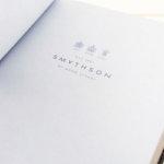 スマイソン|SMYTHSON|SOHOノートブック|ミドルサイズノート|ネイビーイメージ06
